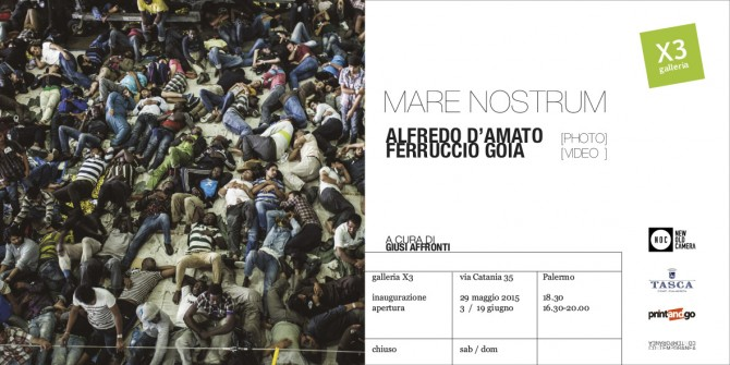 MARE NOSTRUM - Alfredo D'Amato [photo] - Ferruccio Goia <div class=